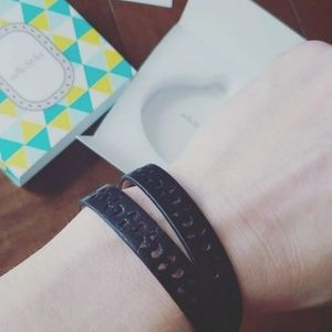 Stella&Dot Leather Bracelet New